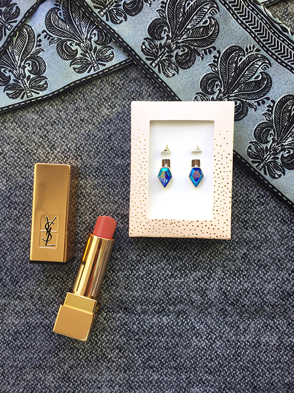 Olympia earrings by Foxy Originals - a Canadian designer jewellery brand