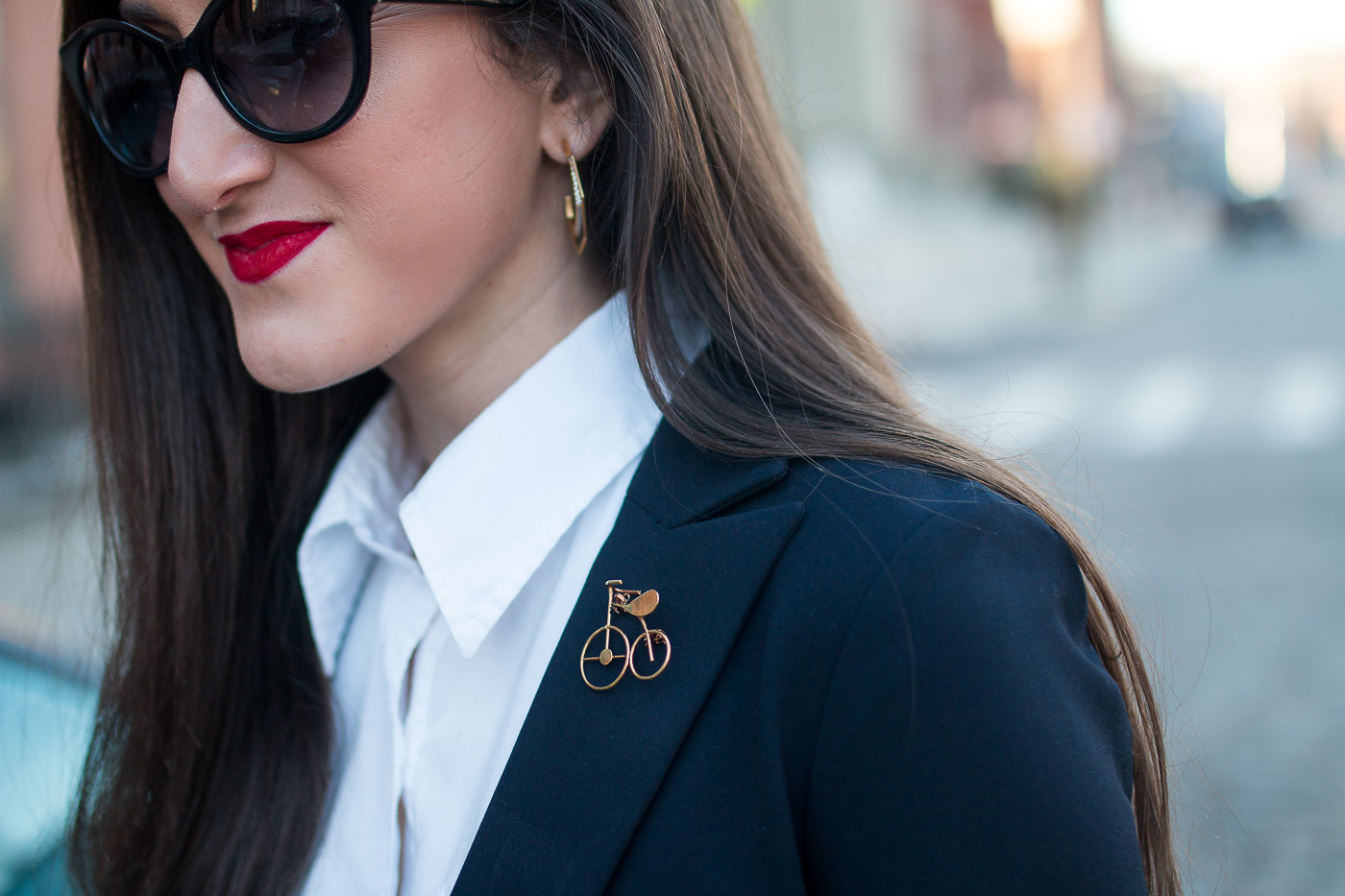 Brooch 2018 trends