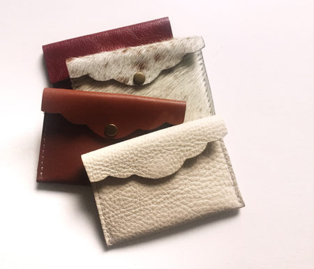 ByINABE Cardholders - Leather Bags Made in Canada for Professional Women