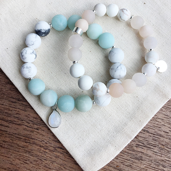 Making Jewellery As A Self-care Practice - Healing Bracelets By Aiyana Jewellery
