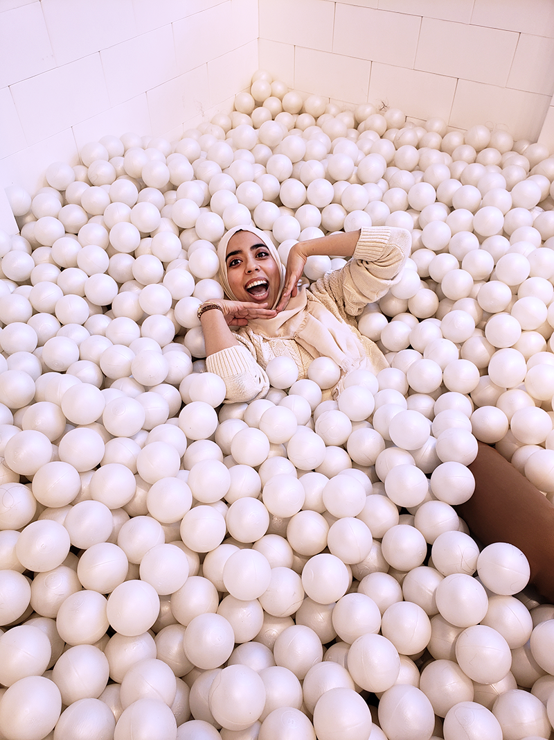 The7TO Toronto's Newest Instagram Spot - Ball Pit