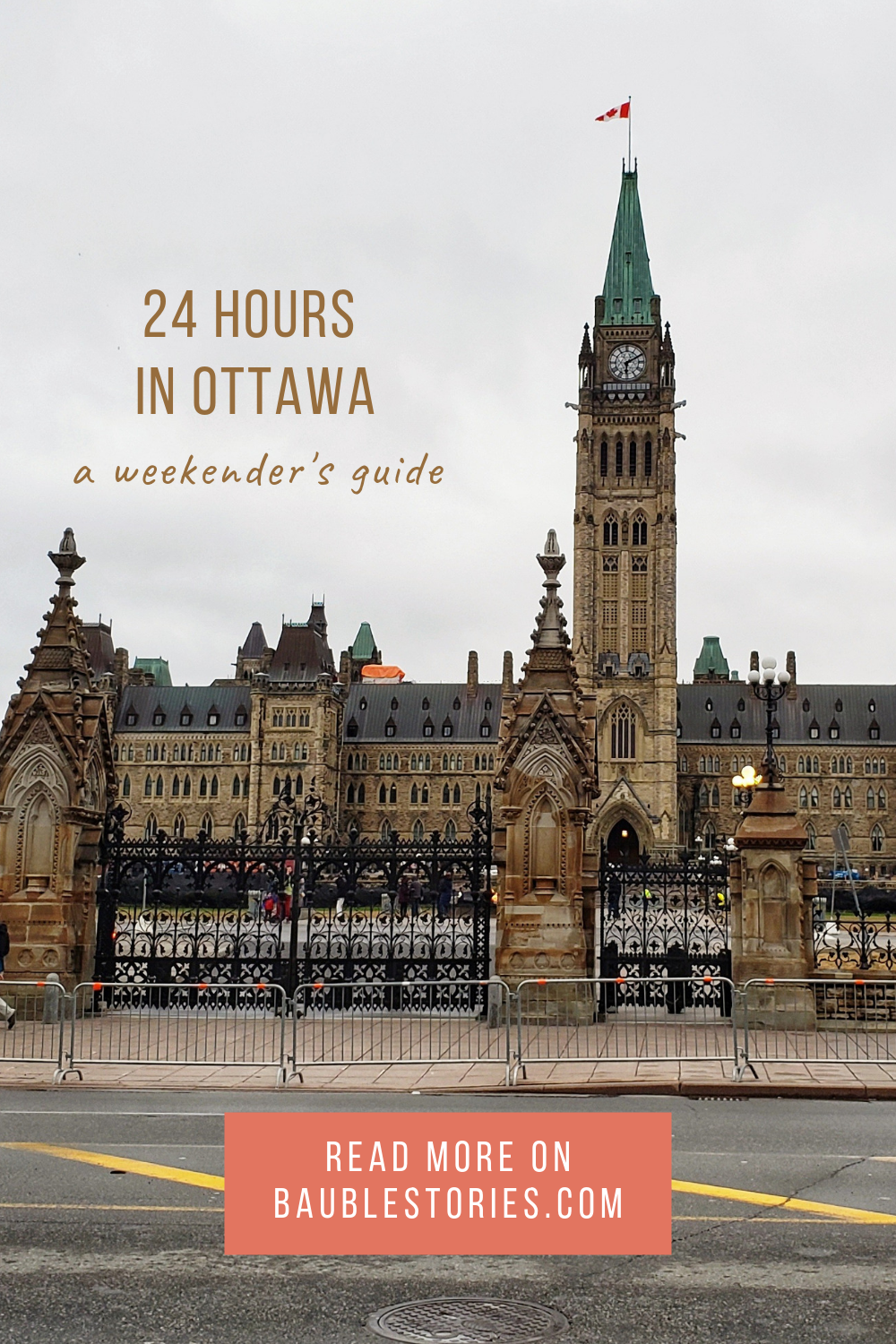 24 hours in Ottawa a weekend guide
