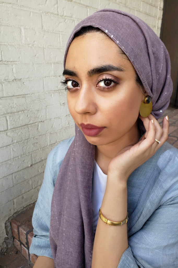 Eid Makeup and Jewelry