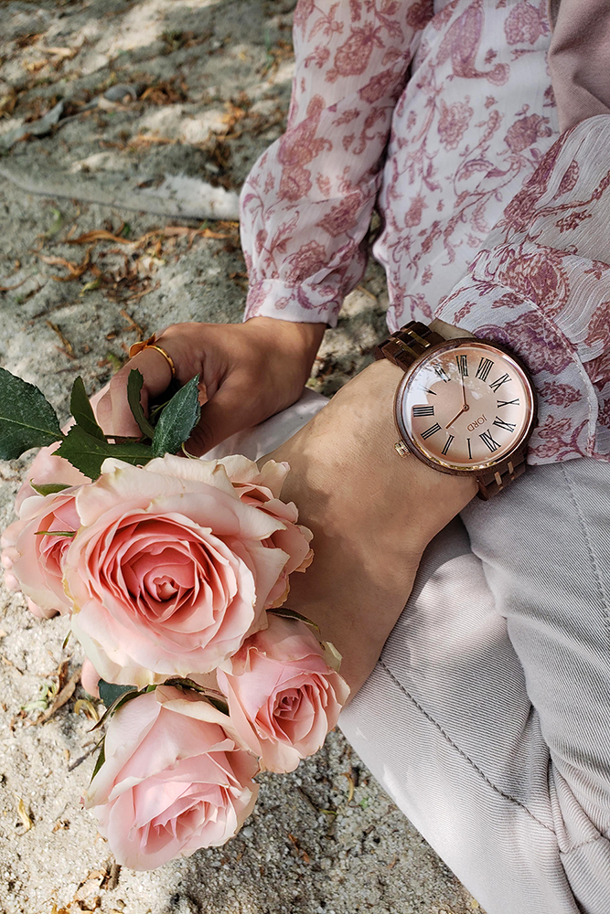 Beach-Photo-of-Cassia-Jord-Wood-Watches