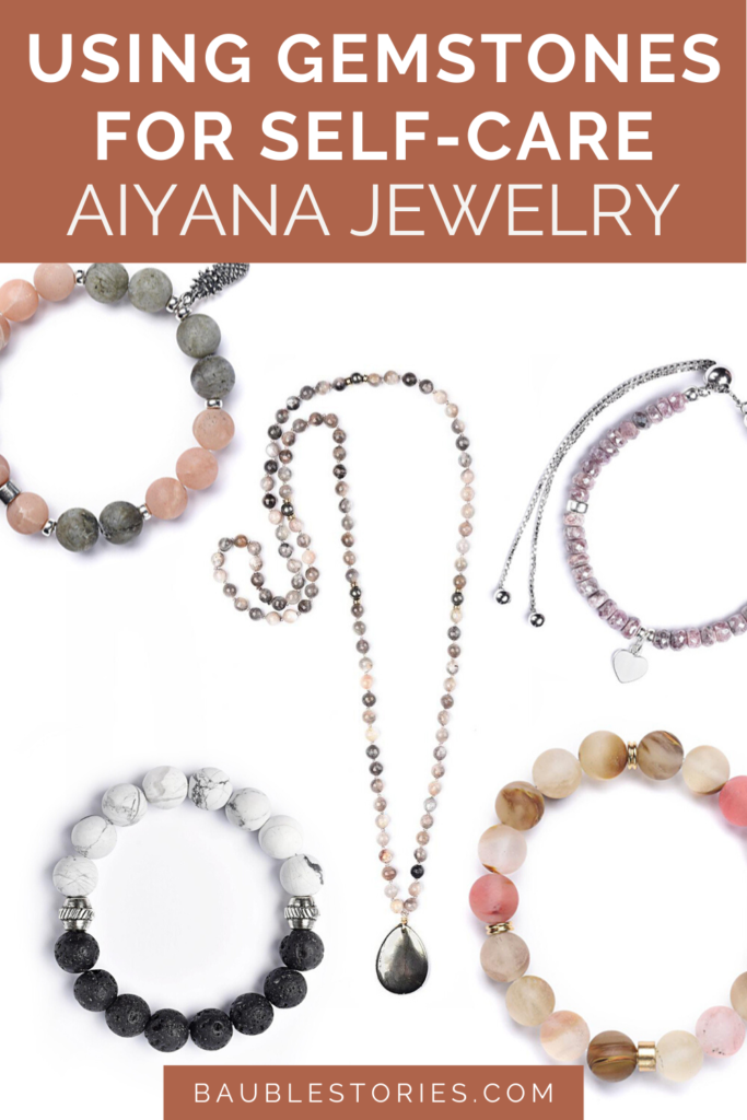 Intentional Jewelry from Aiyana Jewelry as a Self-Care Practice