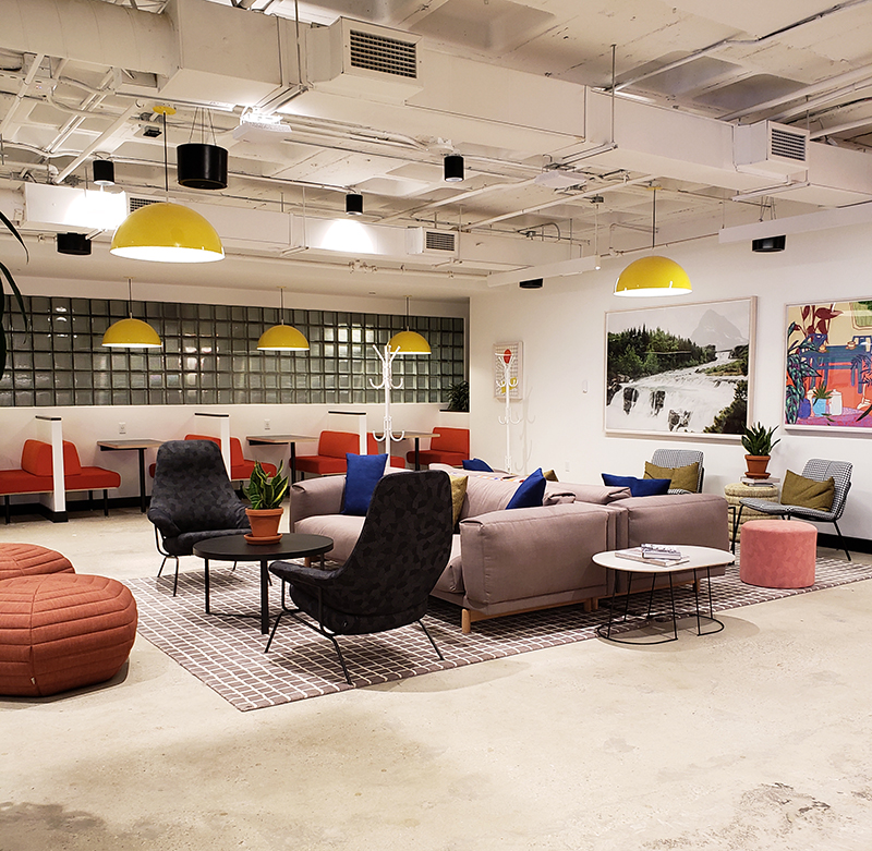 We Work Co Working Space Toronto For Meaningful Connections